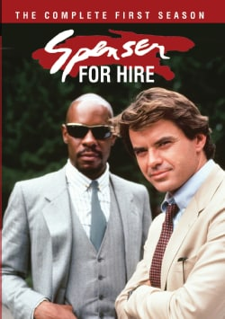 Spenser: For Hire: The Complete First Season (DVD)