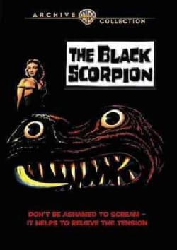 The Black Scorpion (DVD)