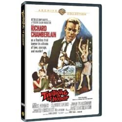 Twilight Of Honor (DVD)