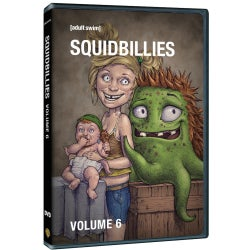 Squidbillies: Volume Six (DVD)
