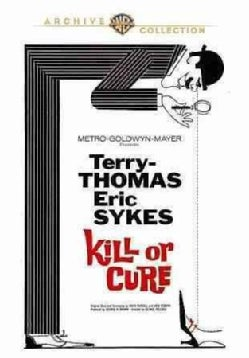 Kill Or Cure (DVD)