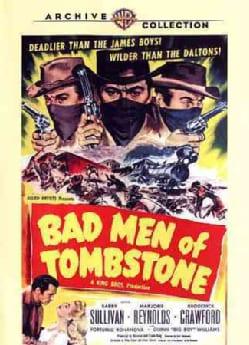 Bad Men Of Tombstone (DVD)