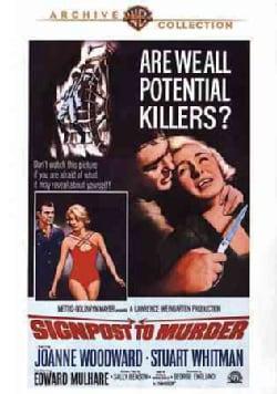 Signpost To Murder (DVD)