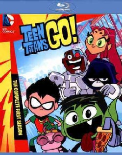 Teen Titans Go!: The Complete First Season (Blu-ray Disc)