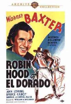 Robin Hood Of El Dorado (DVD)