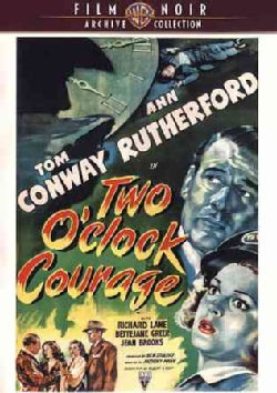 Two O'cock Courage (DVD)
