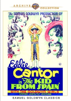 The Kid From Spain (DVD)