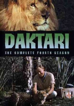 Daktari: The Complete Fourth Season (DVD)