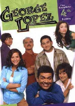 George Lopez: The Complete Fourth Season (DVD)