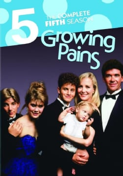 Growing Pains: The Complete Fifth Season (DVD)