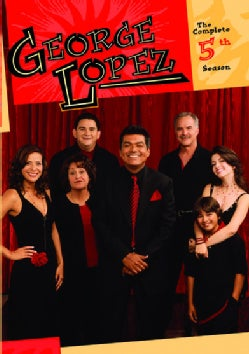 The George Lopez Show: The Complete Fifth Season (DVD)