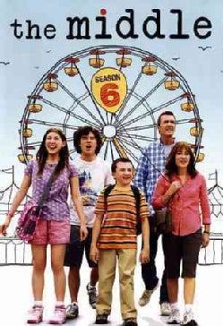 The Middle: The Complete Sixth Season (DVD)