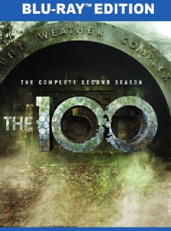 The 100: The Complete Second Season (Blu-ray Disc)