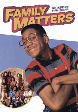 Family Matters: The Complete Fifth Season (DVD)