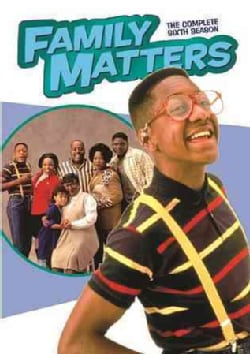 Family Matters: The Complete Sixth Season (DVD)
