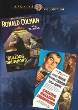 Bulldog Drummond/Calling Bulldog Drummond (DVD)