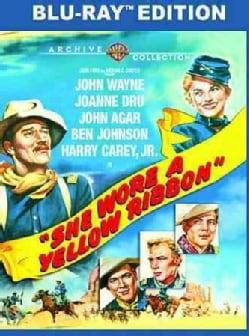 She Wore A Yellow Ribbon (Blu-ray Disc)