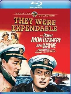 They Were Expendable (Blu-ray Disc)