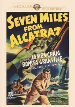 Seven Miles From Alcatraz (DVD)