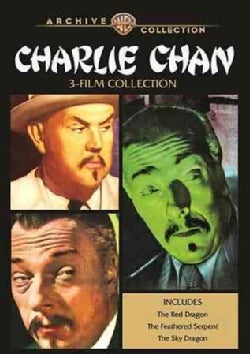 Charlie Chan 3-Film Collection (DVD)