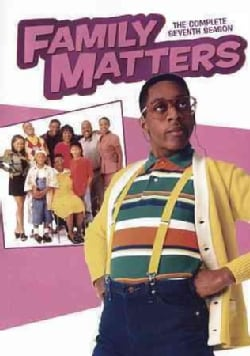 Family Matters: The Complete Seventh Season (DVD)