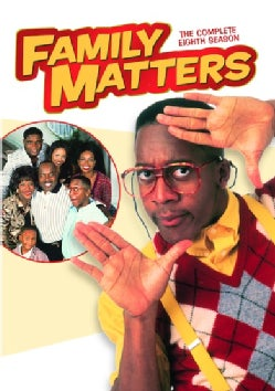 Family Matters: The Complete Eighth Season (DVD)