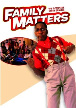 Family Matters: The Complete Ninth Season (DVD)
