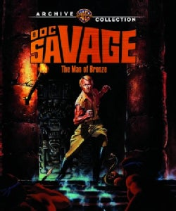 Doc Savage: The Man Of Bronze (Blu-ray Disc)
