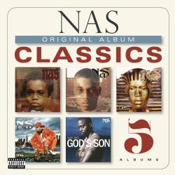 Nas - Original Album Classics (Parental Advisory)