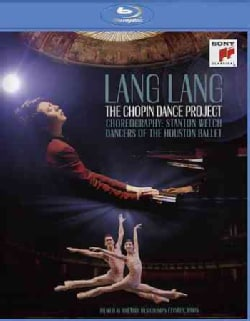 The Chopin Dance Project (Blu-ray Disc)