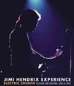 Jimi Hendrix: Electric Church (DVD)