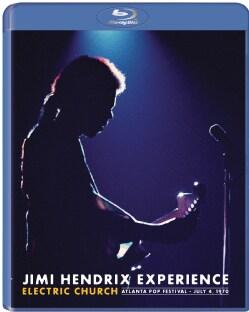Jimi Hendrix: Electric Church (Blu-ray Disc)