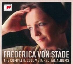 Frederica Von Stade - Frederica Von Stade: The Complete Columbia Recital Albums