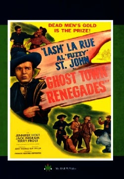 Ghost Town Renegades (DVD)