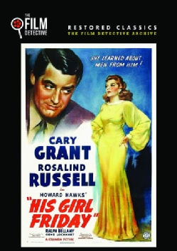 His Girl Friday (DVD)