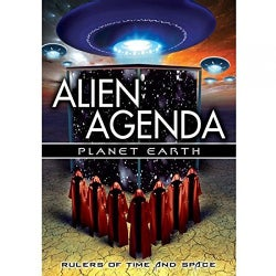 Alien Agenda Planet Earth: Rulers of Time and Space (DVD)