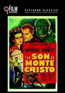 The Son Of Monte Cristo (DVD)