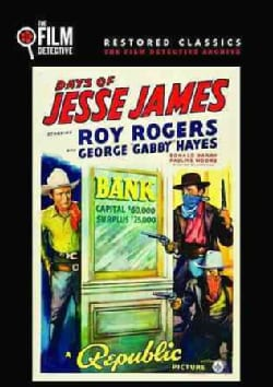 Days Of Jesse James (DVD)