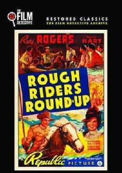 Rough Riders Roundup (DVD)