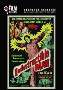 Indestructible Man (DVD)