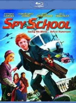 Spy School (Blu-ray Disc)