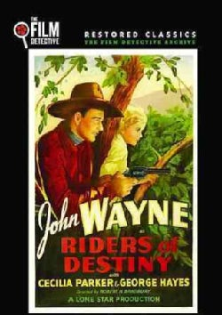 Riders Of Destiny (DVD)