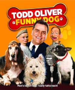 Todd Oliver: Funny Dog (Blu-ray Disc)