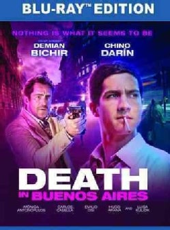 Death In Buenos Aires (Blu-ray Disc)