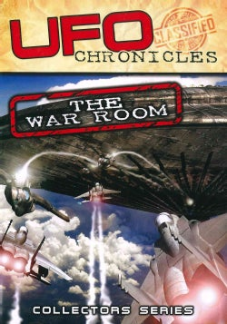 UFO Chronicles: The War Room (DVD)