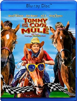Tommy And The Cool Mule (Blu-ray Disc)