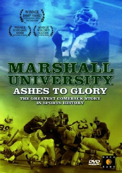 Marshall University: Ashes To Glory (DVD)