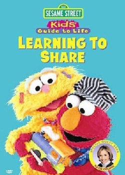 Sesame Street: Learning to Share/Learning About Numbers (DVD)