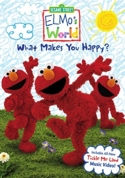 Elmo's World: What Makes You Happy? (DVD)