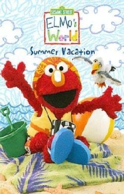 Elmo's World: Summer Vacation (DVD)